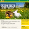Newsletter for Easter 2011